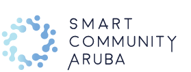 Smart Community Aruba Sticky Logo
